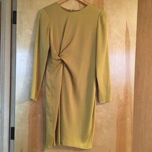 Ann Taylor Front Twist Dress